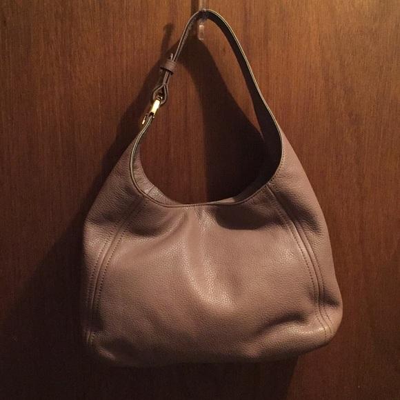 5d4c3a6cc08e Michael Kors Fulton Pebbled Leather Dusty Rose Bag.  M 5b678a786197451554110c8e